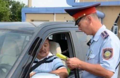 В Казахстане появится «дорожная полиция нового формата»