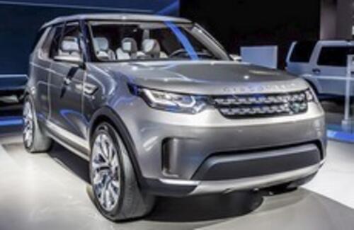 Новый Land Rover Discovery приедет в Казахстан летом