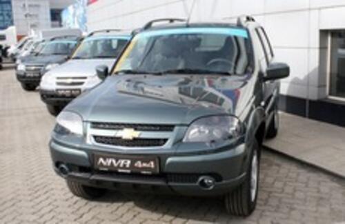 Chevrolet NIVA – сделано в Казахстане