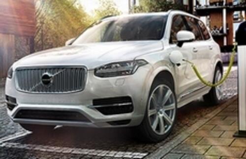Volvo первой прекращает выпуск автомобилей на бензине