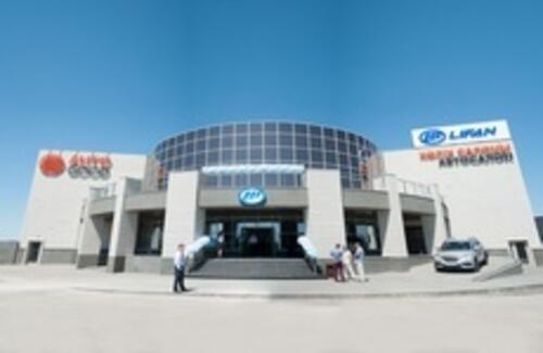 В Караганде открылся новый дилерский центр Lifan.