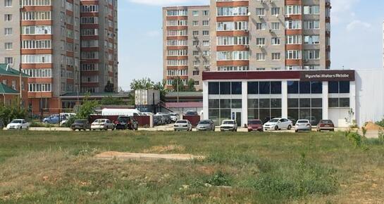 Aktobe Hyundai Motors, Актобе, пр. Алии Молдагуловой 54Б/1