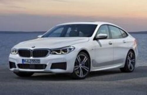 Новый BMW 6 серии GT доступен в Казахстане