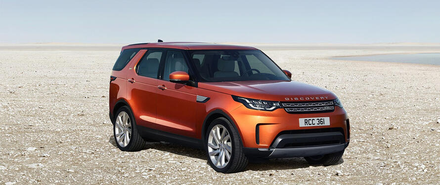 Land Rover Discovery NEW