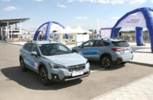Новый Subaru XV 2018 модельного года