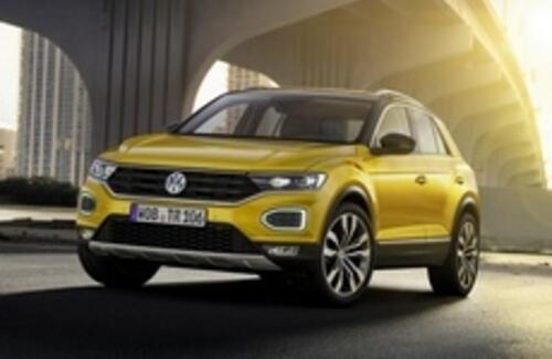 Volkswagen представил кроссовер T-Roc
