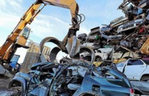 В Казахстане возобновили выкуп старых автомобилей за деньги