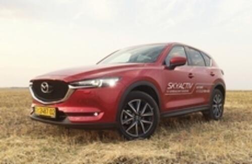 Mazda CX-5: эволюция эмоций