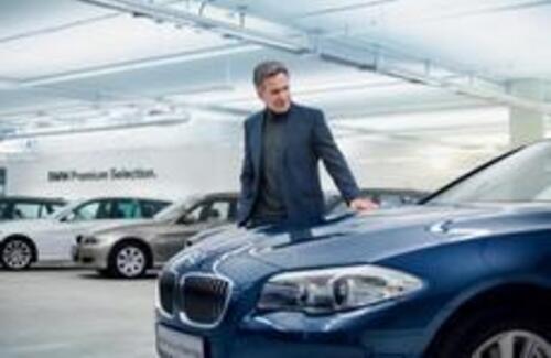 BMW Kazakhstan приглашает вас на TRADE-IN OPEN DAY!