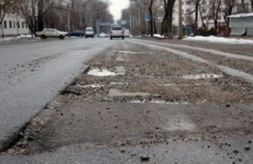 Дороги в Казахстане хуже, чем в Гондурасе