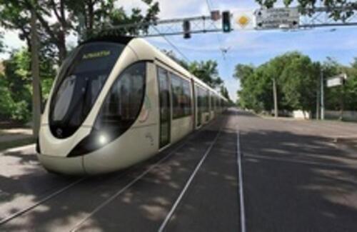 Определен маршрут легкорельсовых трамваев в Алматы