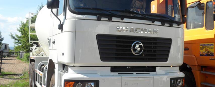 Shacman SX5255