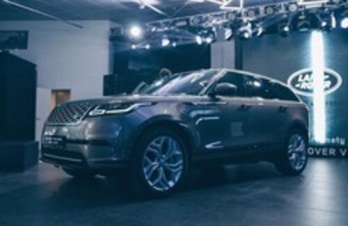 Премьера нового Range Rover Velar в Алматы
