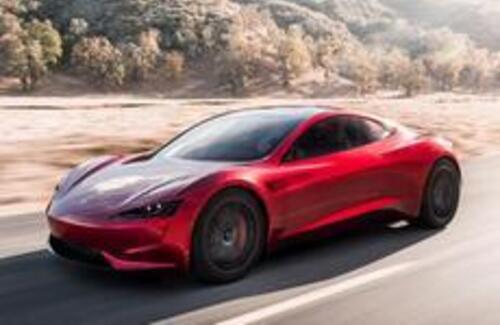Tesla показала самый быстрый автомобиль в мире