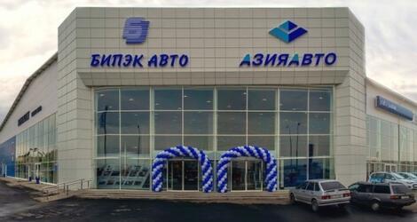 Бипэк Авто, Шымкент, Тамерлановское шоссе, 90 Б