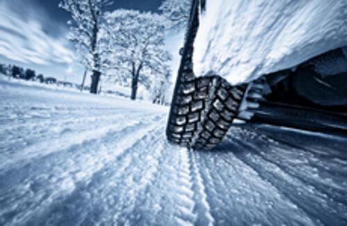 За отсутствие зимней резины водителей будут штрафовать