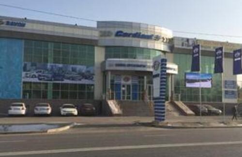 Открытие нового дилерского центра в Алматы
