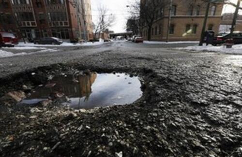 Казахстанцы смогут пожаловаться на некачественные дороги