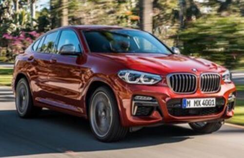 Новый BMW X4 представлен официально