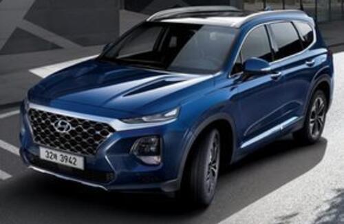 Hyundai Santa Fe нового поколения представлен официально