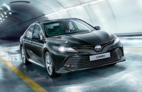 Тойота Казахстан объявляет о запуске Toyota Camry восьмого поколения