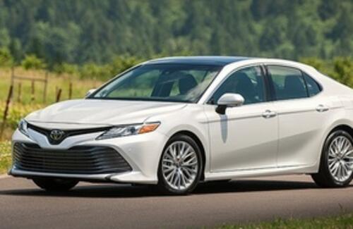 Известны спецификации новой Toyota Camry для СНГ