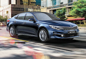 KIA Optima NEW