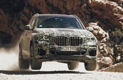 BMW показала новый X5