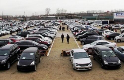 Автопарк Казахстана стремительно стареет
