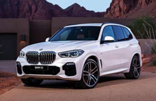 Новый BMW X5. Возрождение легенды.