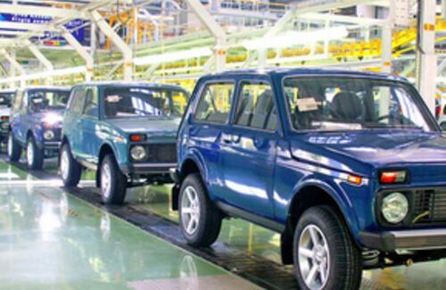 Казахстанцы стали покупать больше машин