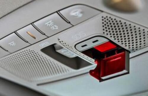 За активацию кнопки SOS в автомобиле придется заплатить
