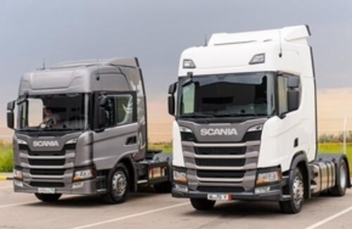 Scania Next Generation: новое поколение грузовиков Scania официально представили в Казахстане