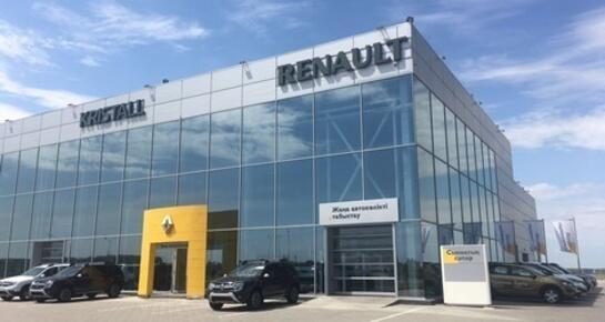 Renault Astana, Астана, пр. Туран, 81