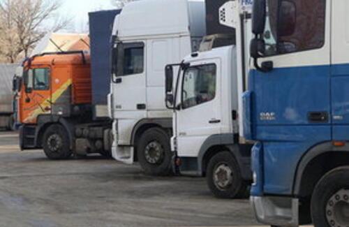 В четыре раза хотят поднять утильсбор за грузовики