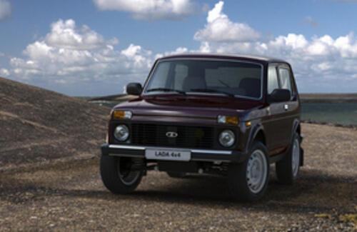 Lada 4x4 стал самым популярным внедорожником Казахстана