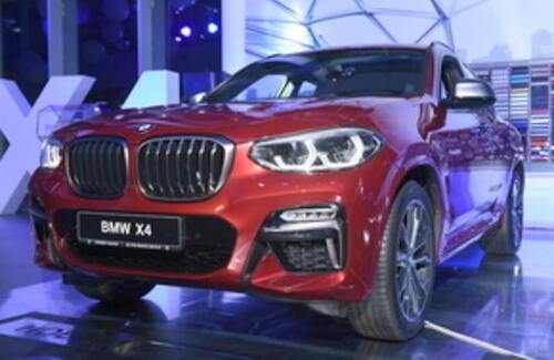 BMW Х4: Время заявить о себе