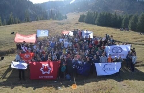 ORBIS KAZAKHSTAN покоряет новые вершины