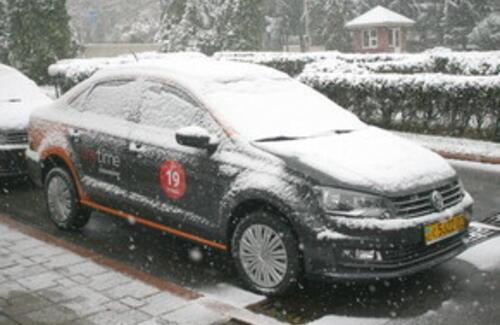 В Алматы запущен сервис поминутной аренды автомобилей