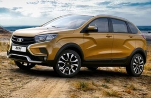 АВТОВАЗ озвучил цену нового кроссовера Lada XRay Cross