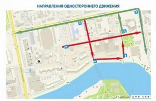 В Астане может появиться больше односторонних улиц