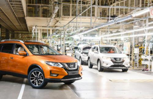 Новый Nissan X-Trail начнут продавать в декабре