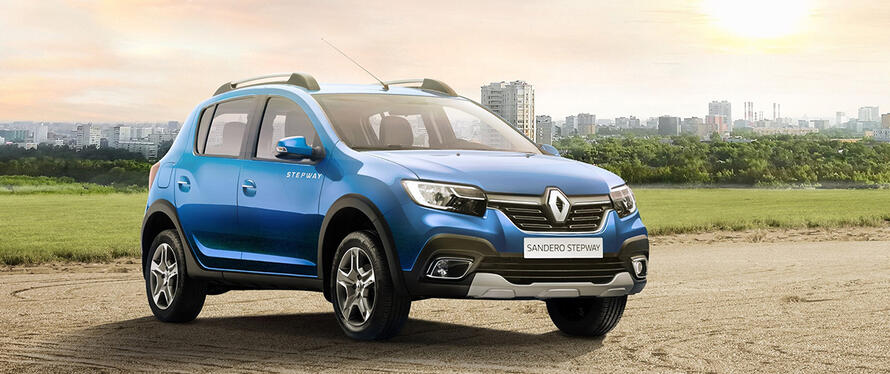 Renault Sandero Stepway NEW