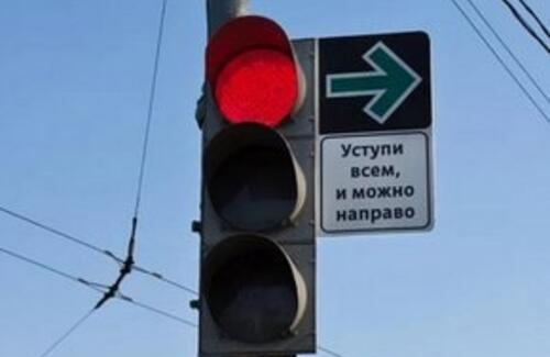 """В Астане разрешат поворачивать направо на """"красный"""""""