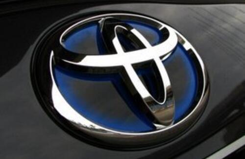 Автомобили Toyota стали самыми популярными в мире