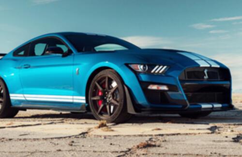 Самый быстрый в истории Ford Mustang представили в США