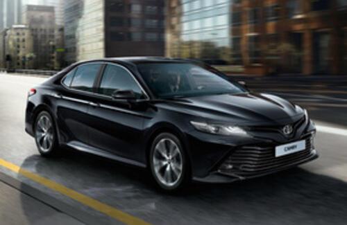 Рекордное количество автомобилей Toyota и Lexus продали в 2018 году