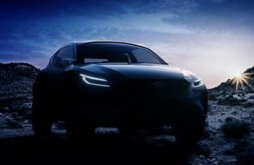 Subaru готовит совершенно новый автомобиль