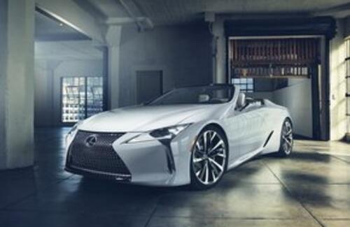 Lexus продала 10-миллионный автомобиль