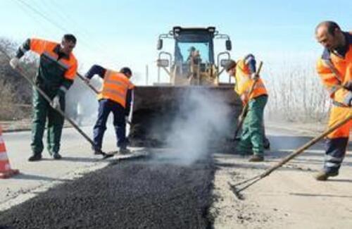 654 км дорог отремонтируют в этом году в Казахстане